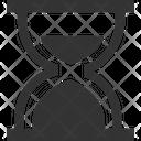 Hourglass Sandglass Timer Icon