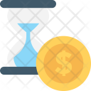 Hourglass Egg Timer Icon
