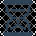 Seo Hourglass Deadline Icon