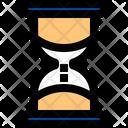 Hourglass Deadline Stopwatch Icon