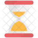 Clock Time Hourglass Icon