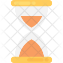Hourglass Sandglass Retro Icon