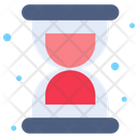 Hourglass Glass Hour Timer Icon