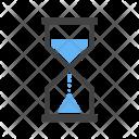 Sand Glass Hourglass Icon