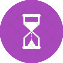 Hourglass Time Glass Icon