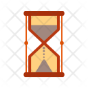 Hourglass Sand Glass Icon