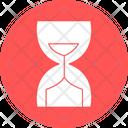 Hourglass Sand Timer Egg Timer Icon