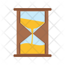 Hourglass Sandclock Time Icon