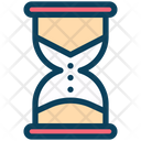 Hourglass Sand Clock Sand Timer Icon
