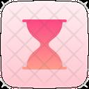 Hourglass Sand Watch Sand Clock Icon