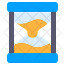 Hourglass Hourglasses Long Time Icon