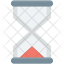 Hourglass Processing Timer Icon