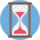 Hourglass Timer Sand Icon