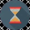 Hourglass Progress Load Icon