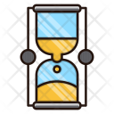 Hourglass Processing Time Icon