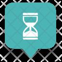 Hourglass Load Wai Icon