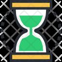 Hourglass Chronometer Egg Icon