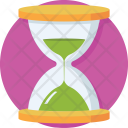 Egg Hourglass Timer Icon