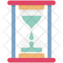 Waiting Hourglass Processing Icon