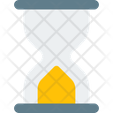 Hourglass End Icon
