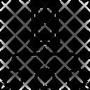 Hourglass Flow Icon