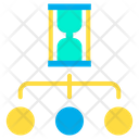 Hourglass Flow Icon