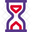 Hourglass Half Icon