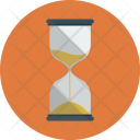 Hourglass Time Control Icon