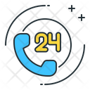 Mh Support Hours Service Hours Support Icon