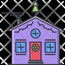 House Decoration Christmas Icon
