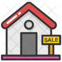 House Sale Sold Icon