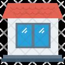 Window House Room Icon