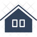 Barn Building Farm House Icon