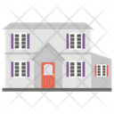 House Real Estate Flats Icon