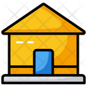 Farmhouse House Chalet Icon