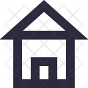 Hut Home Shack Icon