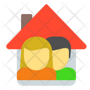 House Home Family Icon
