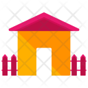 Open House Home Icon