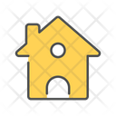 House Home Home Insurance Icon