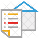 House Document Property Icon