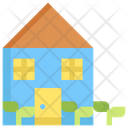 House Ecology Save Icon