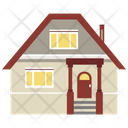 House Old House Home Icon