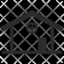 House Bulding Window Icon