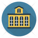House Building Shelter Icon