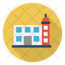 House Building Apartment Icon