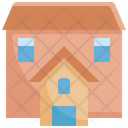 House Building Property Icon