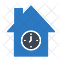House Home Time Icon