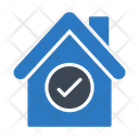 House Home Complete Icon