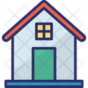 House Hut Shack Icon
