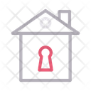 House Home Lock Icon